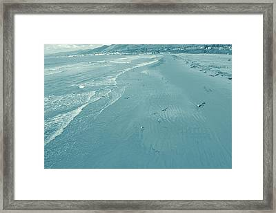 Oceans Call Framed Print by JAMART Photography