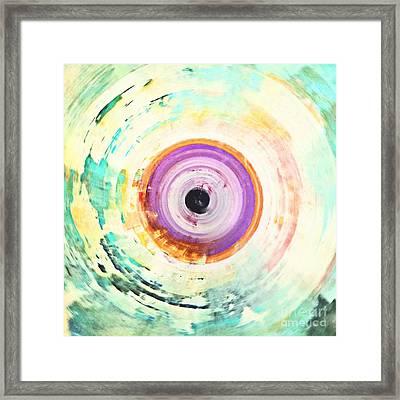 Oceans Framed Print