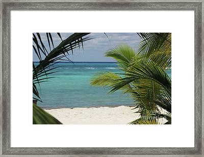Oceanshore Framed Print