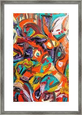 Octagon 2 Framed Print by Alfredo Dane Llana