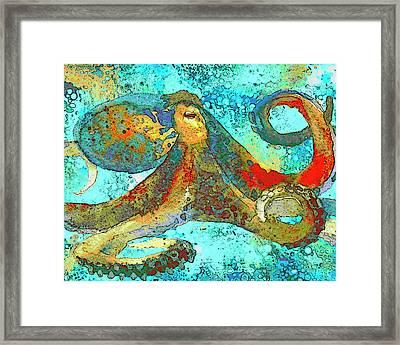 Caribbean Tango Framed Print