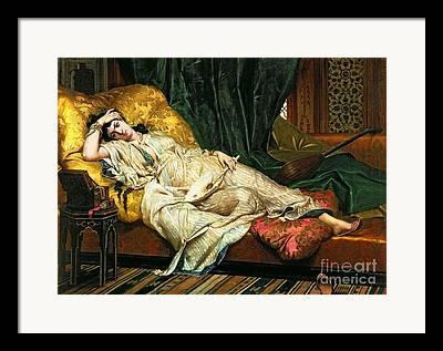 Berteaux Hippolyte 1843-1928 Paintings Framed Prints