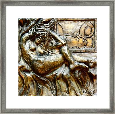 Odalisques Framed Print