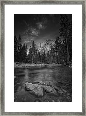 Ode To Ansel Adams Framed Print by Rick Berk