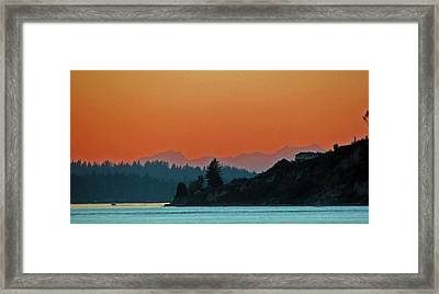 Ode To Elton Bennett Framed Print by Chris Anderson