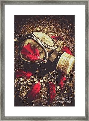 Ode To The Fallen Framed Print by Jorgo Photography - Wall Art Gallery