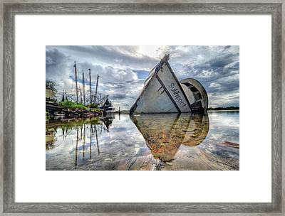 Ode To The Sunhippie Framed Print by John Adams