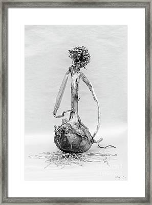 Odette 1 Framed Print