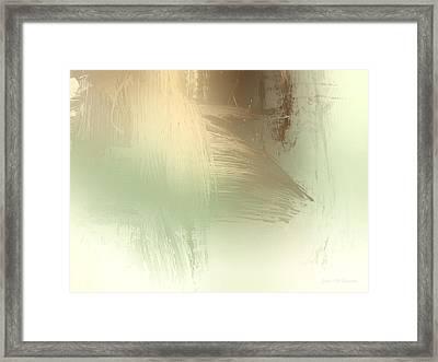 Of Elven Realms Framed Print