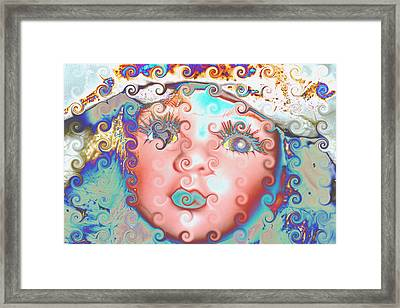 Of Many Colors Framed Print by Holly Ethan