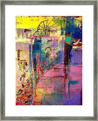 Of South 1 Framed Print