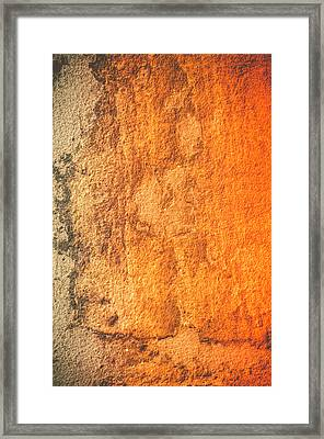 Framed Print featuring the photograph Of Sunsets And Stone 2 by Christi Kraft