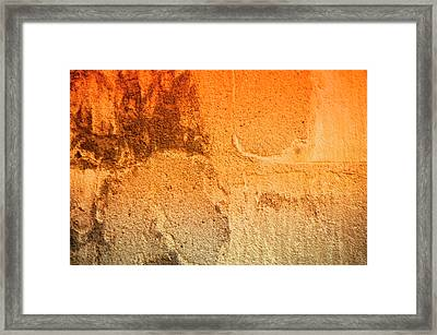 Framed Print featuring the photograph Of Sunsets And Stone 4 by Christi Kraft