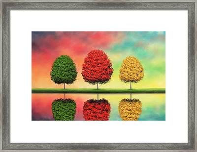 Of Yesteryear Framed Print by Rachel Bingaman