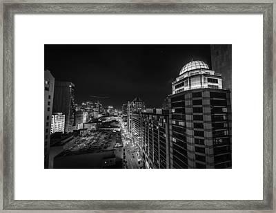 O'farrell Street Framed Print