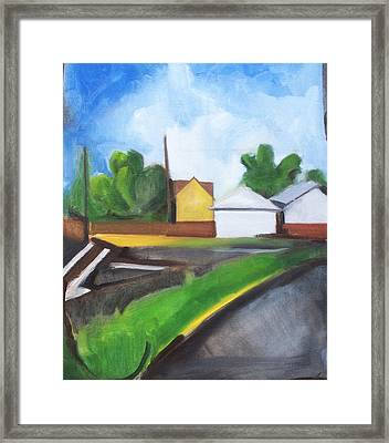 Off 80 Framed Print