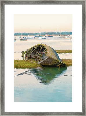 Off Duty Framed Print by Svetlana Sewell