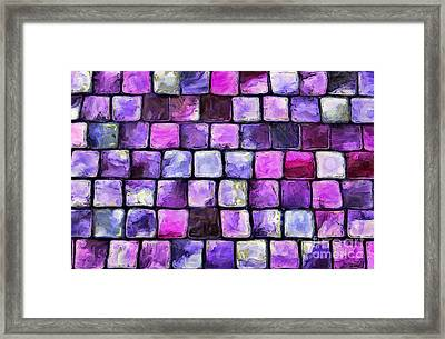 Off The Beaten Path Framed Print