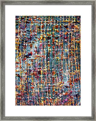 13-offspring While I Was On The Path To Perfection 13 Framed Print