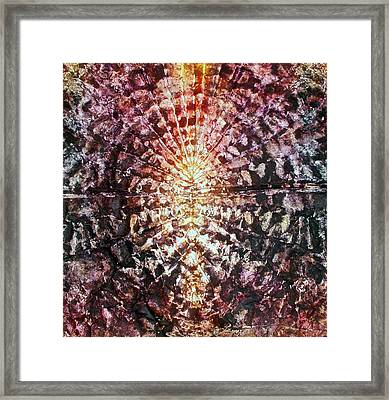 35-offspring While I Was On The Path To Perfection 35 Framed Print