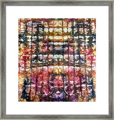 39-offspring While I Was On The Path To Perfection 39 Framed Print