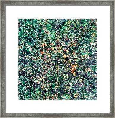 43-offspring While I Was On The Path To Perfection 43 Framed Print