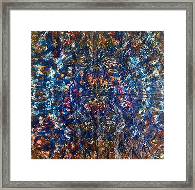 45-offspring While I Was On The Path To Perfection 45 Framed Print