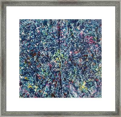 46-offspring While I Was On The Path To Perfection 46 Framed Print