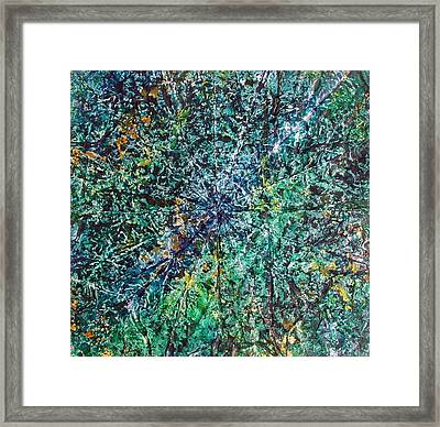 47-offspring While I Was On The Path To Perfection 47 Framed Print