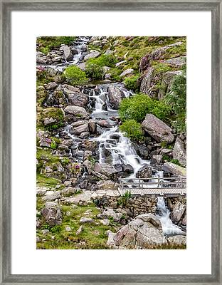 Ogwen Bridge Framed Print