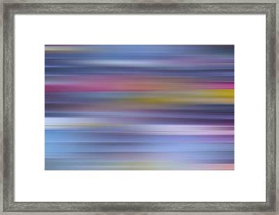 Oh Boy X Framed Print