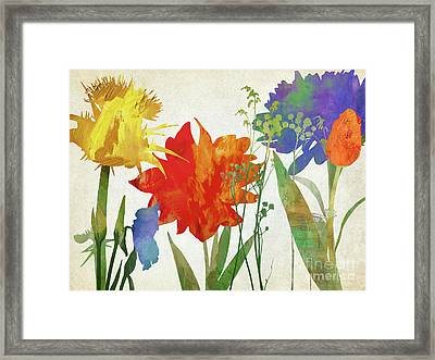 Oh But For You Framed Print by Mindy Sommers