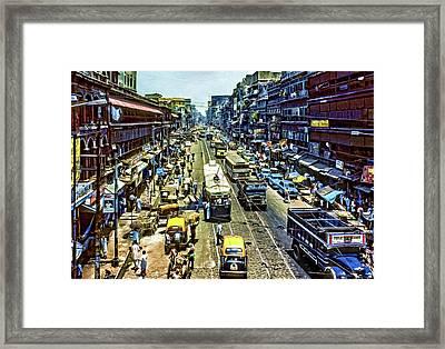Oh Calcutta 2 Framed Print