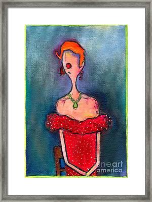 Oh My Jerome Framed Print by Ricky Sencion