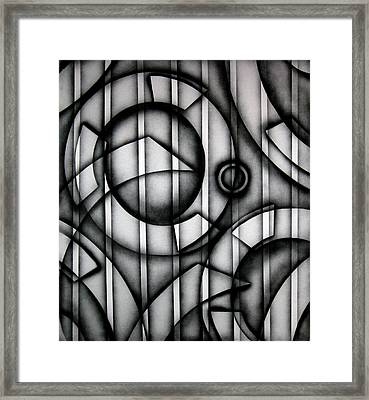 Oh See Framed Print by Leigh Odom