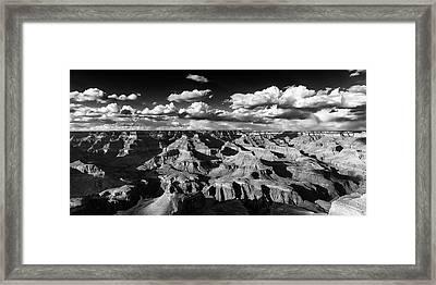 Oh So Grand Framed Print