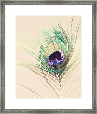 Framed Print featuring the photograph O'hara by Amy Tyler
