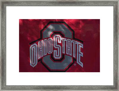 Ohio State Framed Print