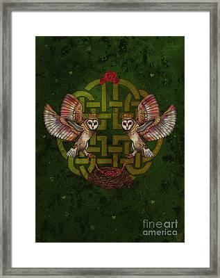 Oira Framed Print