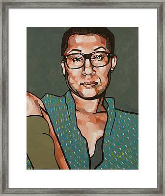 Ojeda Framed Print by Rob Tokarz