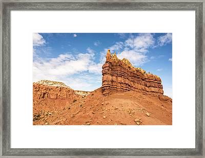 Ojitos De Los Gatos - New Mexico Framed Print by Brian Harig