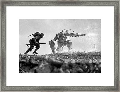 Okinawa Framed Print