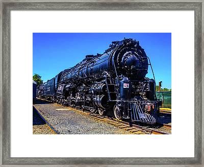 Old 2925 Train Framed Print