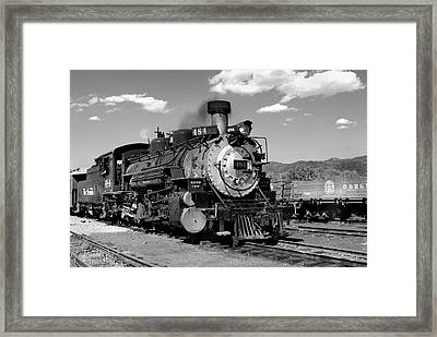 Old 484 I Framed Print