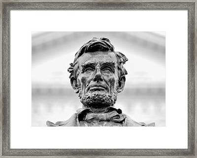 Old Abe Framed Print by Todd Klassy