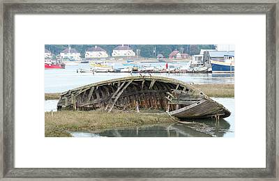 Old And Forgotten  Framed Print by Svetlana Sewell