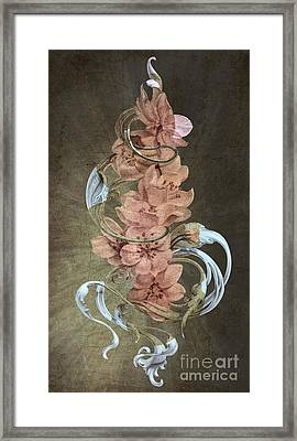 Old And New Framed Print by Irina Effa
