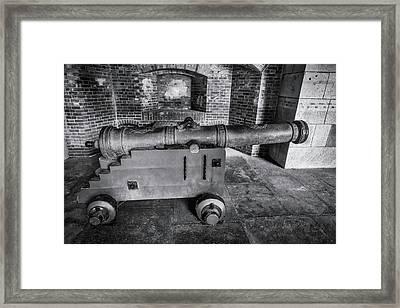 Old Canon Ft Point Framed Print