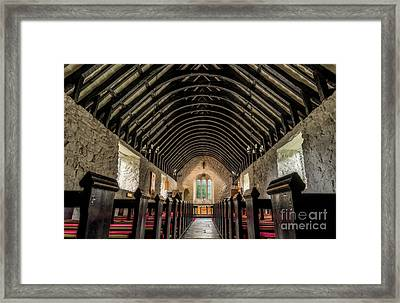 Old Chapel Framed Print
