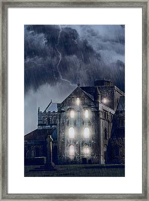 Old Church Framed Print by Joana Kruse
